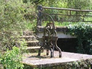 De oude dorpsput