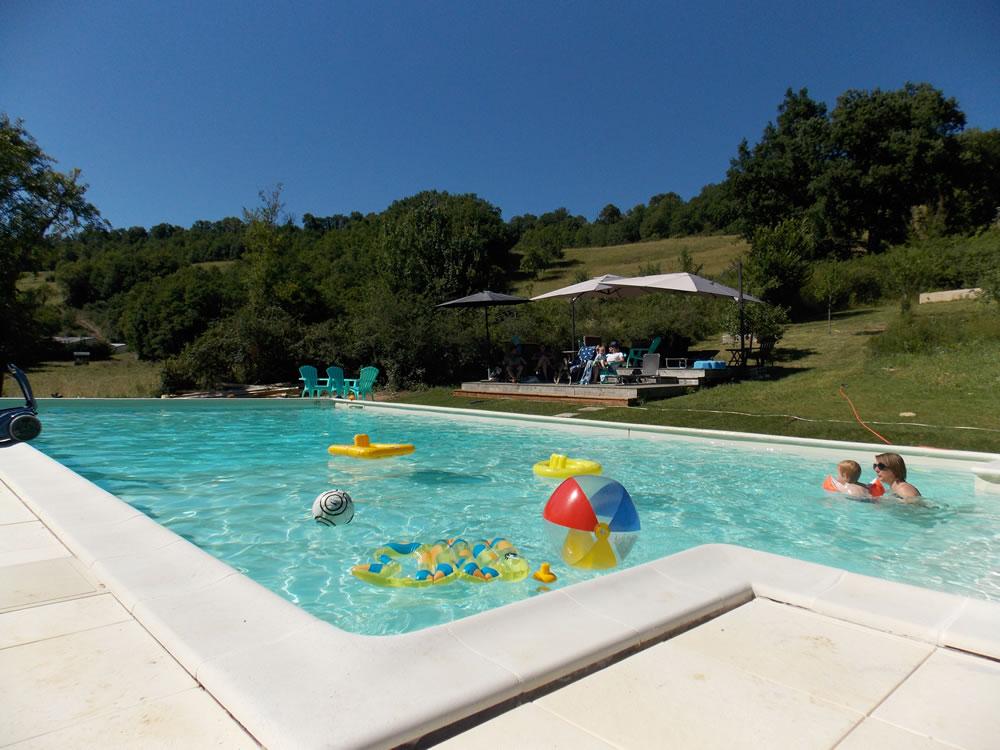 zwembad-safaritent